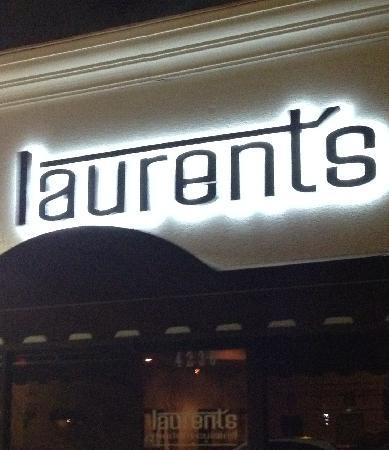 Laurent's Modern Cuisine: Laurent's