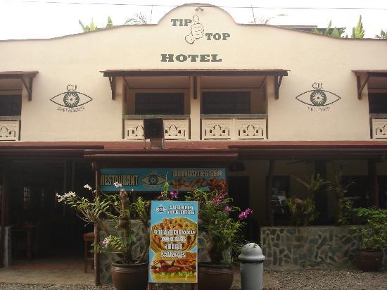 C.U. Restaurant: C. U. Restaurant in Tip Top Hotel