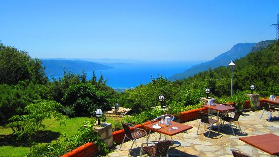 Beyaz Villas: Amazing views