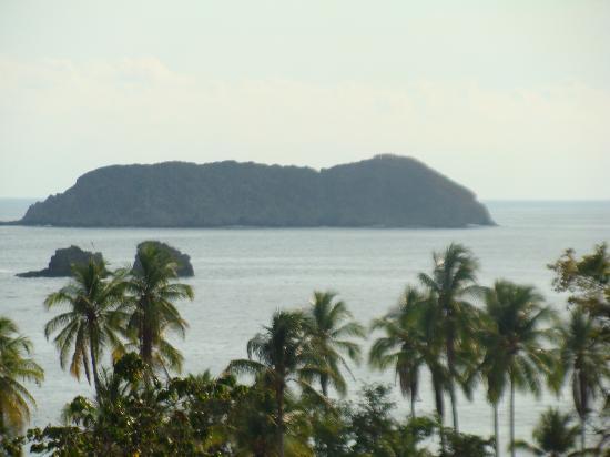 Congo Restaurant at Hotel San Bada: Ocean view from our 6th floor Bar