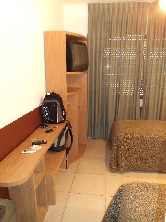 Ale'x Hotel: habitación2