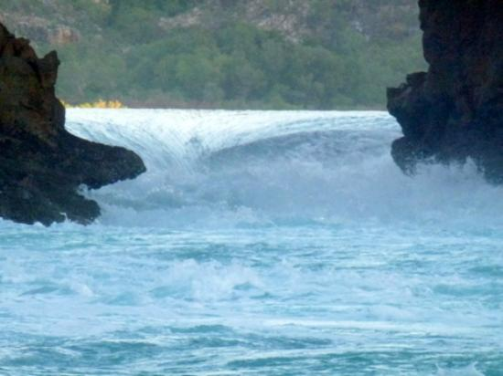 Horizontal Falls: The second wall of water - too dangerous