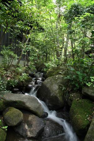 Ryokan Sanga: Grounds-Lower Stream