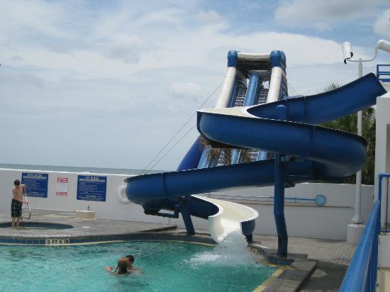 Daytona Beach Regency The Water Slide