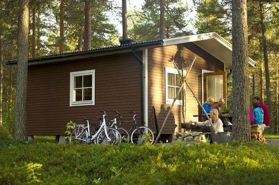 Grano Beckasin: Hotellstuga på Granö Beckasin Lodge