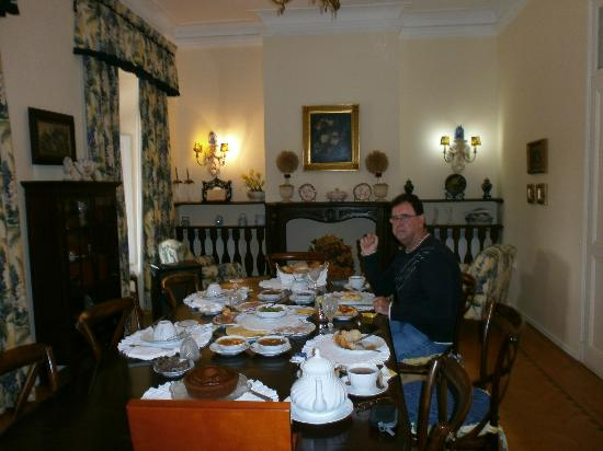 Casa D'Obidos: Breakfast for 2?