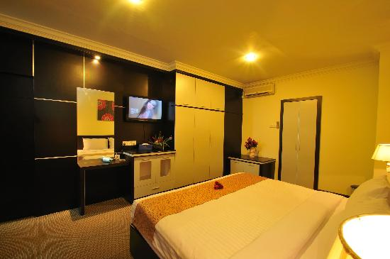 Hotel Laguna: Laguna Suit, great balcony