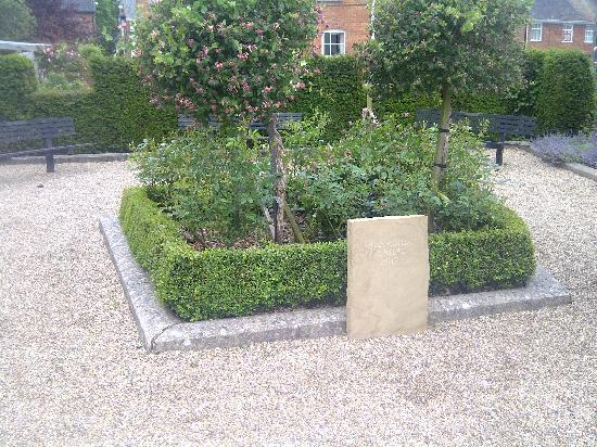 Sheaf of Arrows: Jubilee Garden