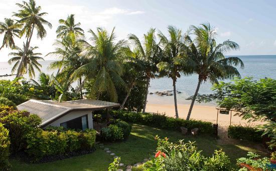 Coconut Grove Beachfront Cottages: ..