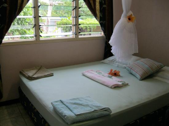 Tui Lodge: Bedroom