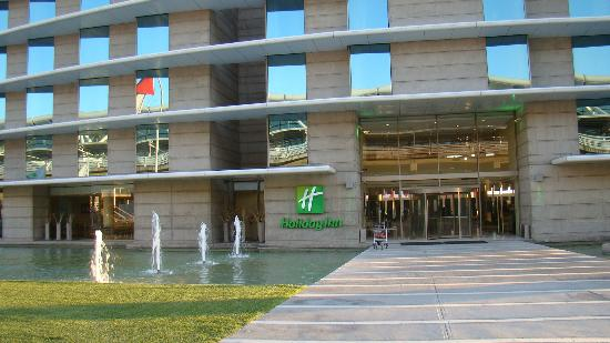 Holiday Inn Santiago Airport : Entrada