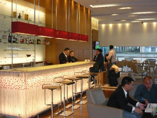 Ibis Bogota Museo: Bar-restaurant