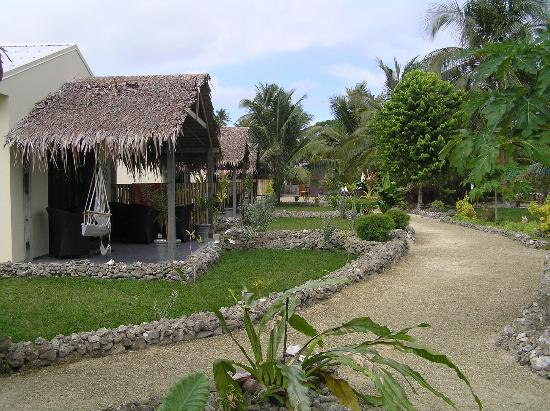Aquana Beach Resort: bungalow