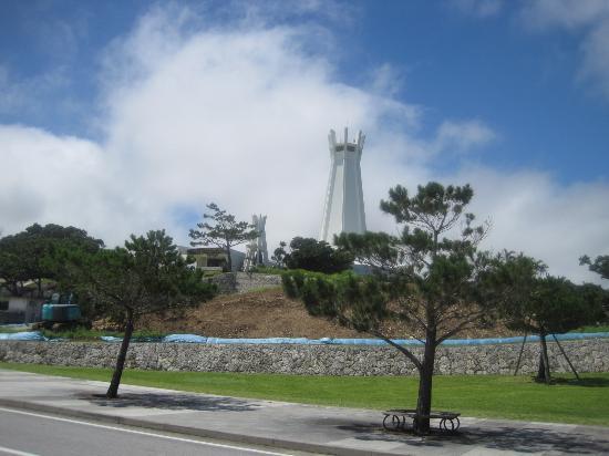 Okinawa Peace Memorial Park: 3