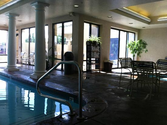 Hampton Inn Salt Lake City-Downtown: Indoor Pool