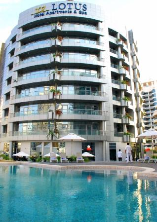 Lotus Hotel Apartments Spa Dubai Marina 46 5 4 Updated 2018 Prices Inium Reviews United Arab Emirates Tripadvisor