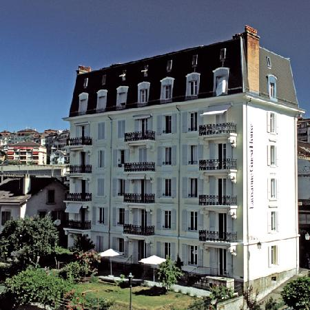 Lausanne Guesthouse & Backpacker: Lake side