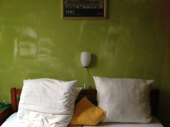 Hotel Nordig: colour of room