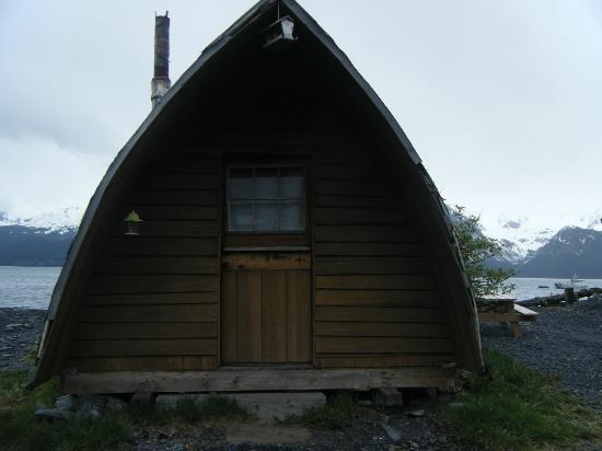 Miller's Landing: Seaside cabin