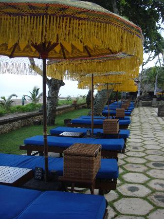 The Oberoi Bali: Which day bed today :)