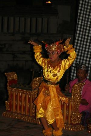The Oberoi Bali: Balinese Dance Night