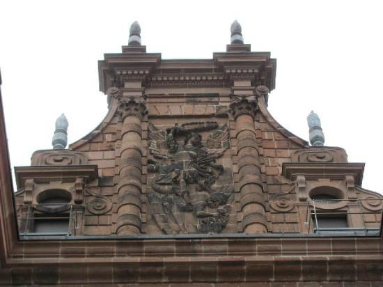 St. Maximin: detail
