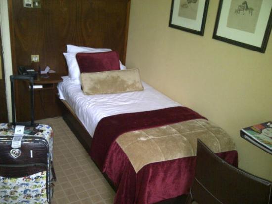Radisson Blu Edwardian Vanderbilt: room