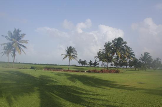 Taj Exotica Goa: Golf