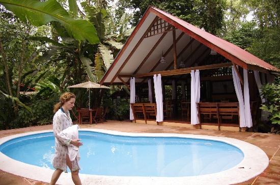 Namuwoki Lodge: Zwembad