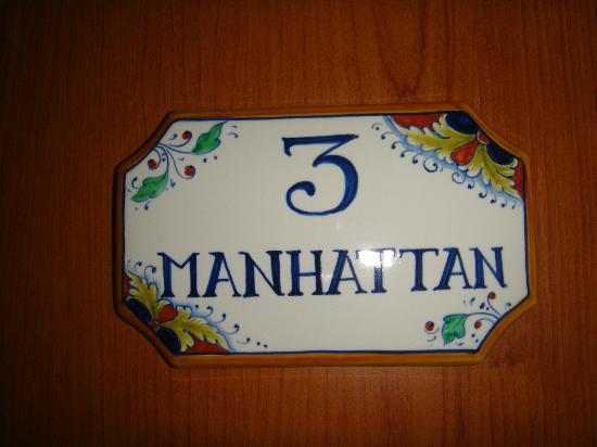 Perugino Hotel: SUITE manhattan
