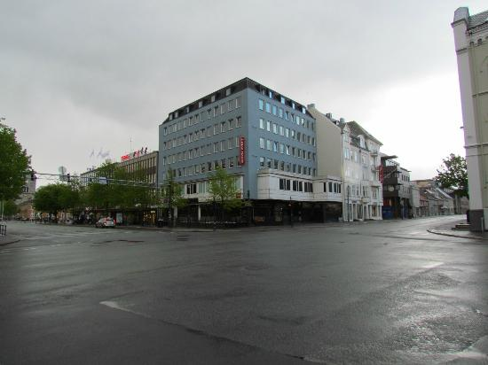 Thon Hotel Trondheim: the hotel
