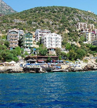 Turkish Mediterranean Coast, Turkey: Medusa Hotel