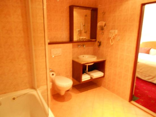 Grandhotel Brno: room 101