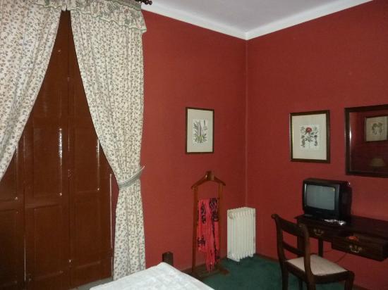 Hotel Avenida: single room