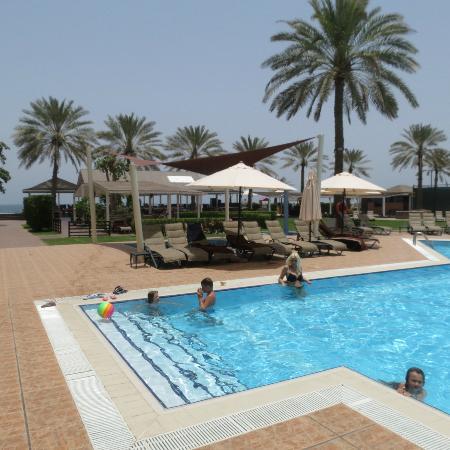 Hilton Fujairah Resort: Pool