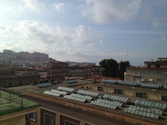 Hotel Exe Majestic: Vista dal 10 piano