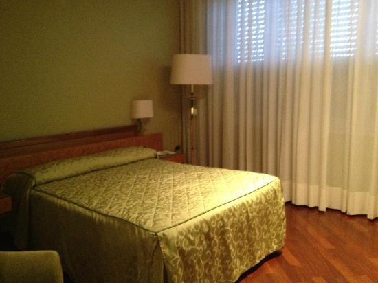 Hotel Exe Majestic: Camera doppia