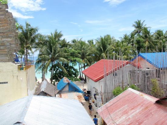 Mito's Place Boracay: View-Though Partial