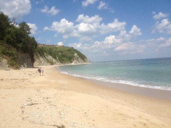 Hotel Riu Helios Bay: BYALA BEACH