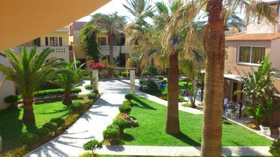 Ideal Beach Hotel: Hotellområde