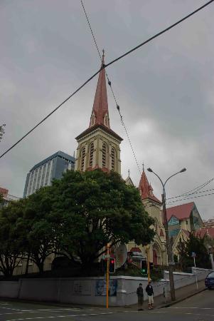St. John's in the City: Across from St John's