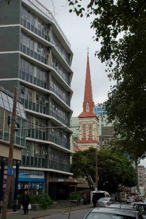 St. John's in the City: A glimpse of St John's