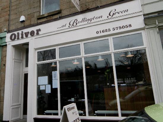 Oliver At Bollington Green Macclesfield Restaurant
