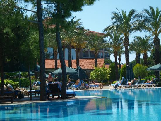 IC Hotels Green Palace : poolside