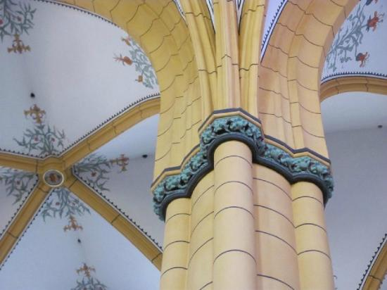 Jesuitenkirche (Jesuit Church): detail