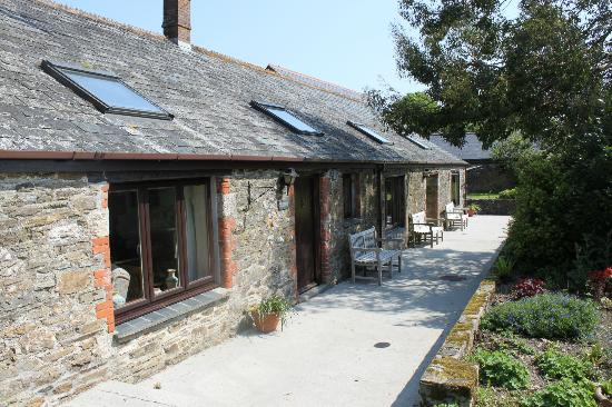 Bucklawren Bed and Breakfast and Self-Catering Cottages: Außenansicht_1