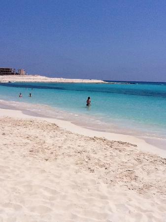 Le Mirage Beach Hotel: la nostra baia privata