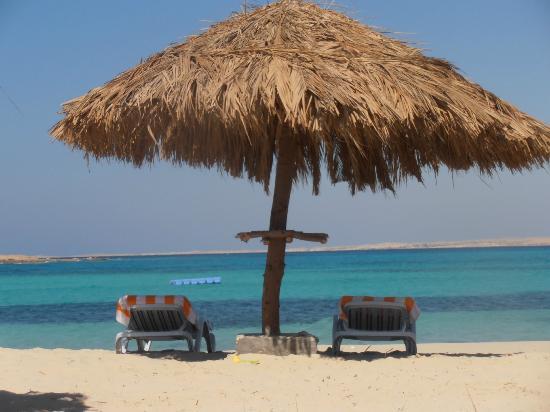Le Mirage Beach Hotel: il mio ombrellone