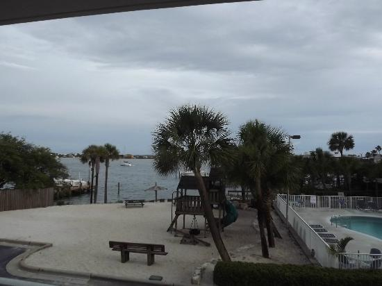 Travelodge Pensacola Beach: View from our room