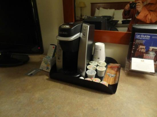 ‪‪Hotel St. Bernard‬: Coffee maker‬